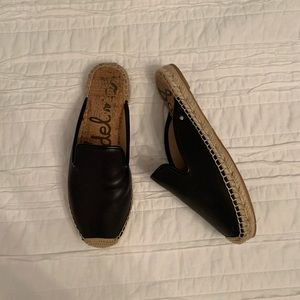 Sam Edelman Espadrille slide loafers